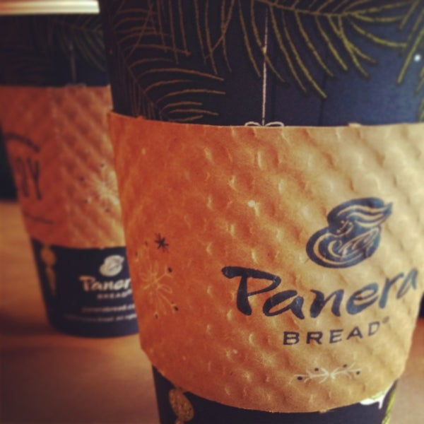 Photo taken at Panera Bread by JuLia M. on 12/21/2012