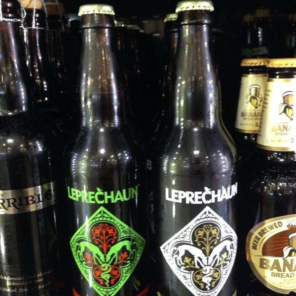 Photo taken at H-E-B by Leprechaun Cider Company on 10/22/2013