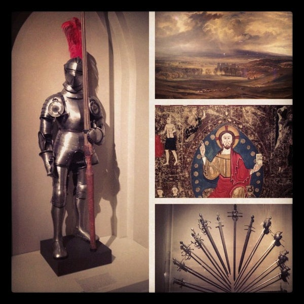 Photo taken at Walters Art Museum by Chelsea L. on 10/5/2012