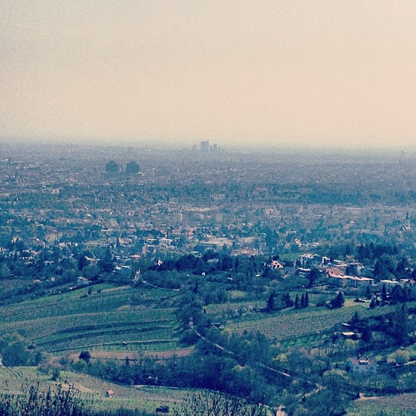 Photo taken at Kahlenberg by Virginia Y. on 4/18/2013