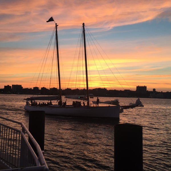 Photo taken at The Lighthouse at Chelsea Piers by Leigh S. on 5/29/2015