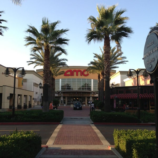 Photo taken at AMC Victoria Gardens 12 by Jason B. on 9/5/2013