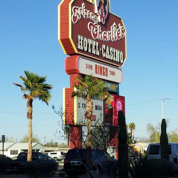 Arizona Charlie S Cafe