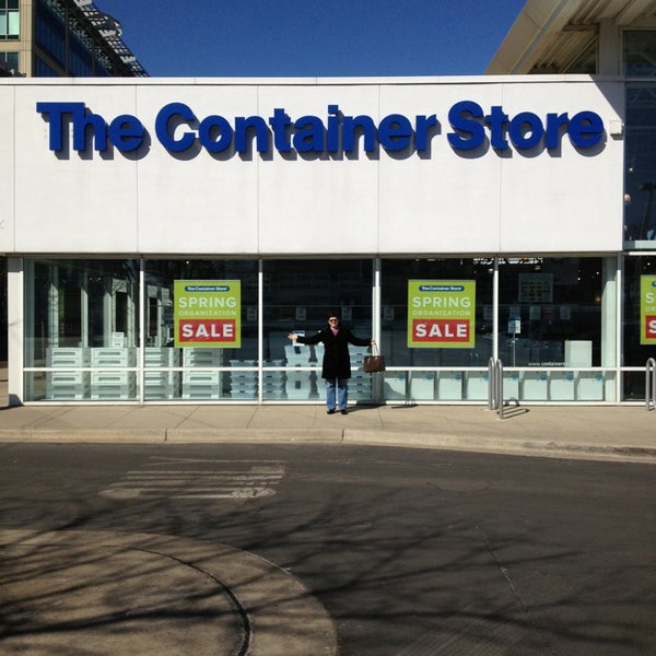 The Container Store Furniture Home Store In Chicago