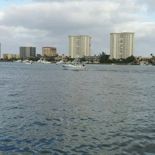 Photo taken at Lake Boca Raton by Brett V. on 1/1/2013
