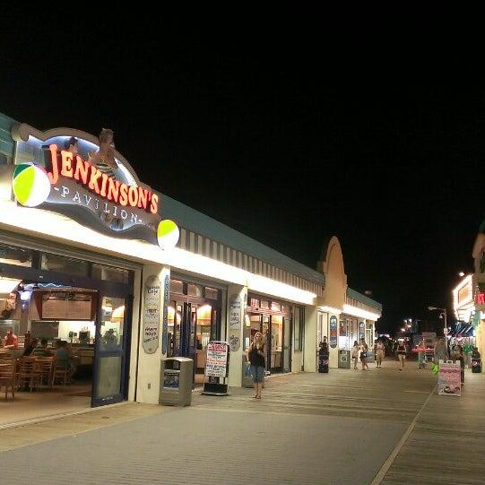 Photo taken at Point Pleasant Beach Boardwalk by AboutNewJerseyCom on 7/19/2013