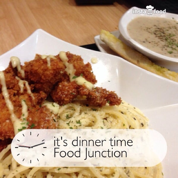 Photo taken at Food Junction by Alan T. on 7/18/2014