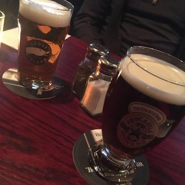 Cozy Irish pub