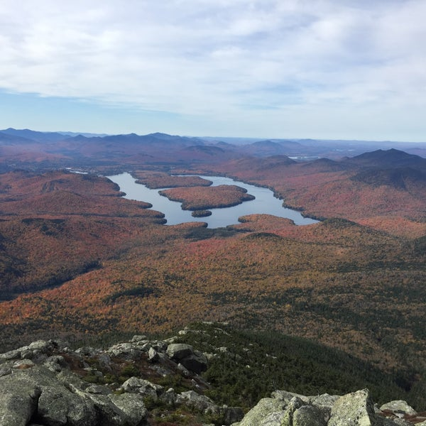 Photo taken at Whiteface Mountain by Jane K. on 10/15/2016