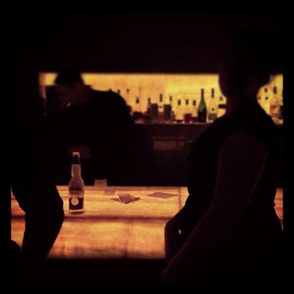 Photo taken at Y Bar by Elliott C. on 1/19/2013