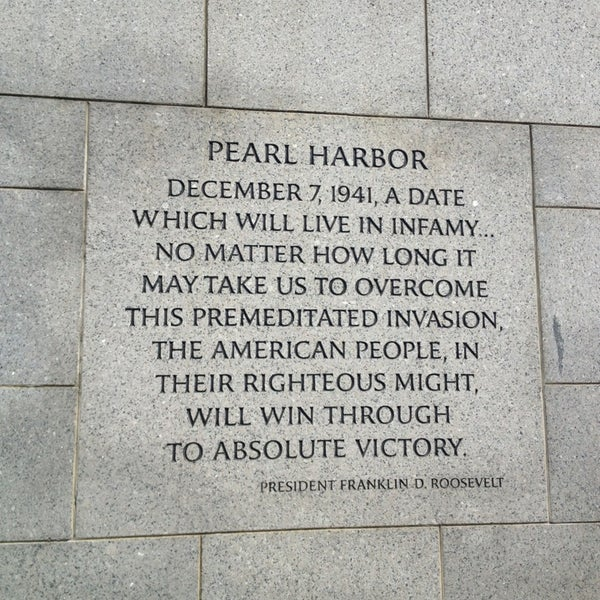Photo taken at World War II Memorial by Megan C. on 5/4/2013