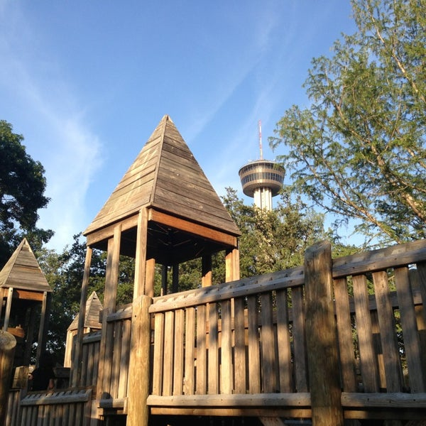 Hemisfair Plaza Playground Hemisfair 10 Tips