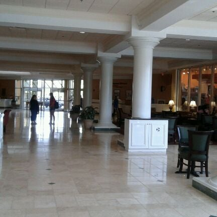 Photo taken at Rosen Plaza Hotel by C A. on 2/16/2013