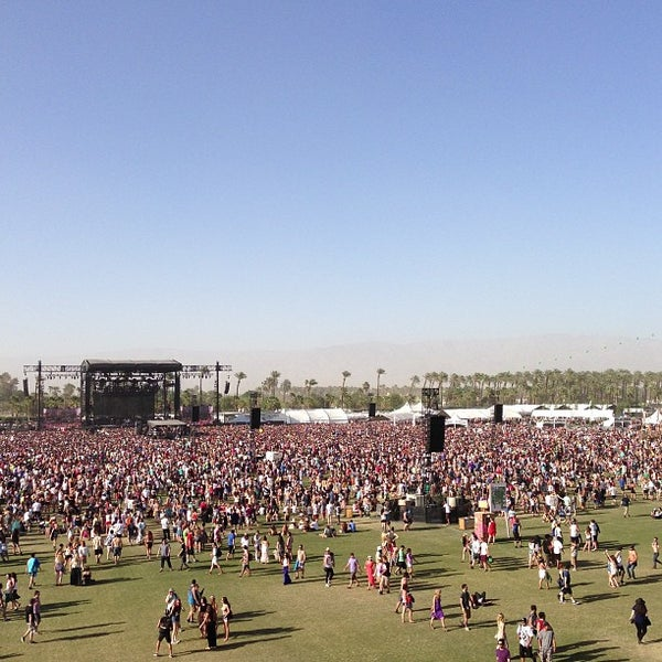 Photo taken at Coachella Valley Music and Arts Festival by Phil N. on 4/15/2013