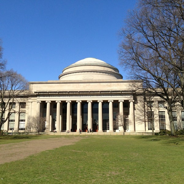 Photo taken at Massachusetts Institute of Technology (MIT) by Guillaume M. on 4/4/2013