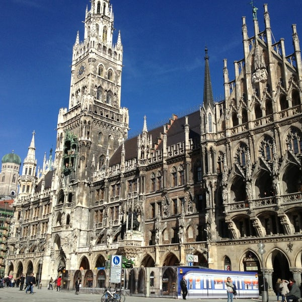 Where's Good? Holiday and vacation recommendations for Munich, Allemagne. What's good to see, when's good to go and how's best to get there.