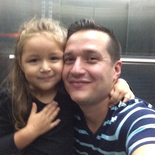 Photo taken at Parque Las Palmas by Nestori A. on 10/11/2014