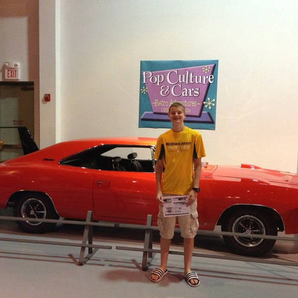 Photo taken at Antique Automobile Club of America (AACA) Museum by Chris M. on 7/7/2013