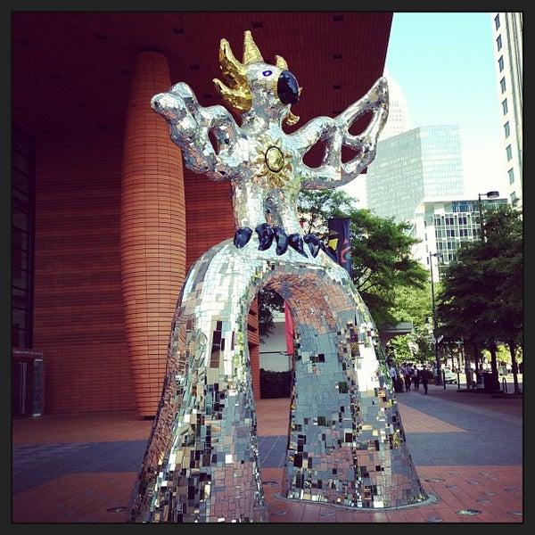 Photo taken at Bechtler Museum of Modern Art by laura on 4/22/2013