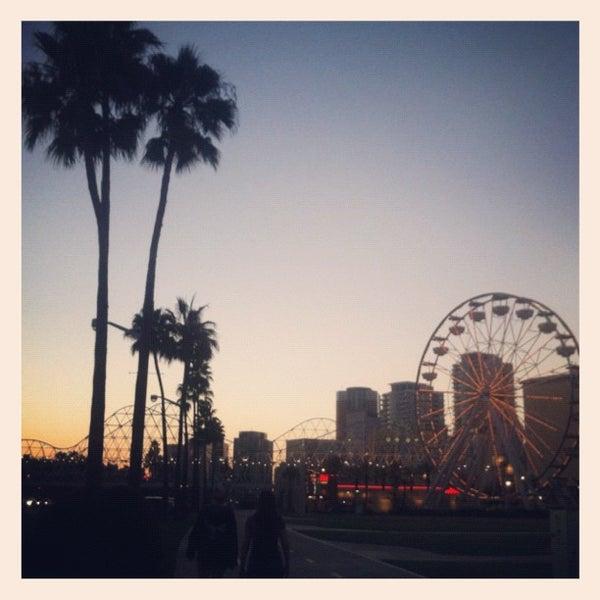 Photo taken at Ferris Wheel At The Pike by Kanaya M. on 10/13/2012