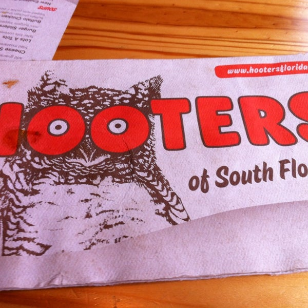 Photo taken at Hooters by Eliette C. on 7/17/2013