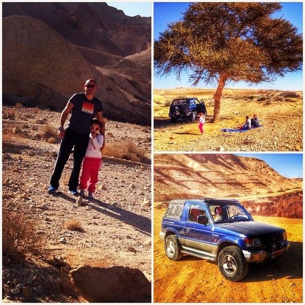 Photo taken at Eilat Mountains / הרי אילת by Nimrod E. on 12/21/2013