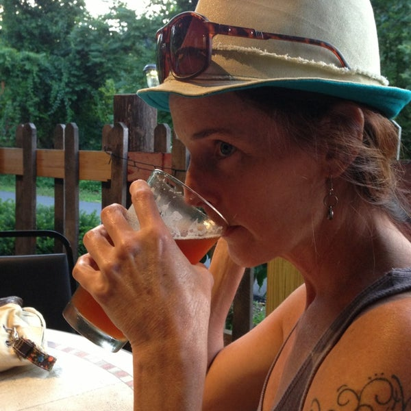 Photo taken at Mountain State Brewing Co. by Dave B. on 7/1/2013