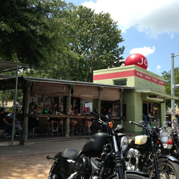 Photo taken at Jo's Coffee by Alex T. on 6/12/2013