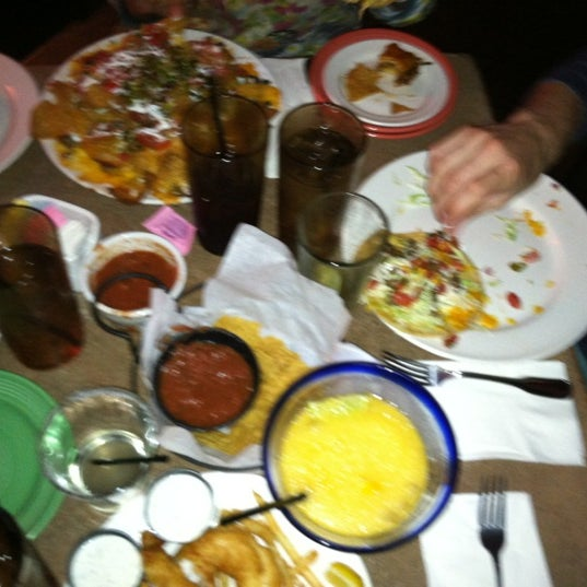 Photo taken at Fat Fish Cantina Grill by Donald B. on 9/20/2012