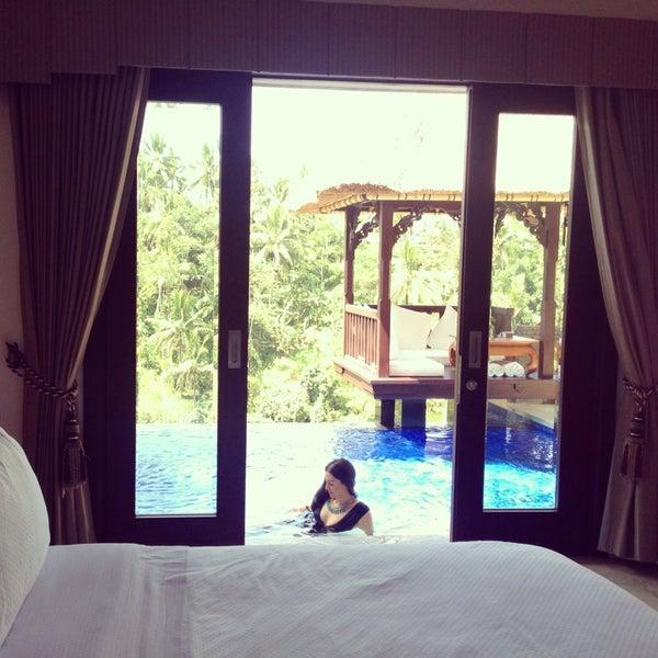 Photo taken at Viceroy Bali by Deniz Sultan Ü. on 6/7/2014