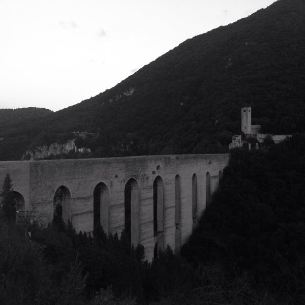 Photo taken at Ponte Delle Torri by Camilla B. on 10/28/2013