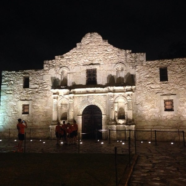 Photo taken at The Alamo by Dan C. on 10/29/2013
