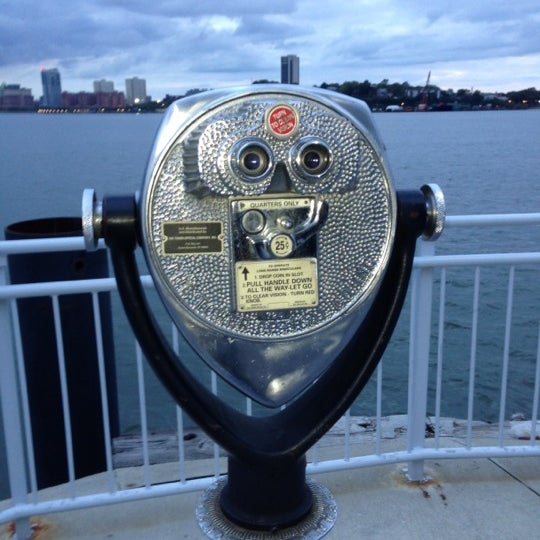 Photo taken at The Lighthouse at Chelsea Piers by JRCX on 9/30/2012