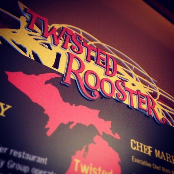 Photo taken at Twisted Rooster by Jeremy K. on 4/4/2014