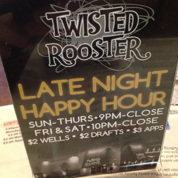 Photo taken at Twisted Rooster by Jeremy K. on 12/26/2012