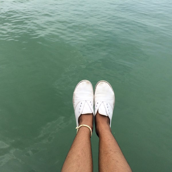 Photo taken at Ao Por Pier by Nammy L. on 8/23/2016