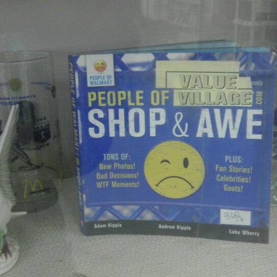 Photo taken at Value Village by Jennie on 3/25/2014