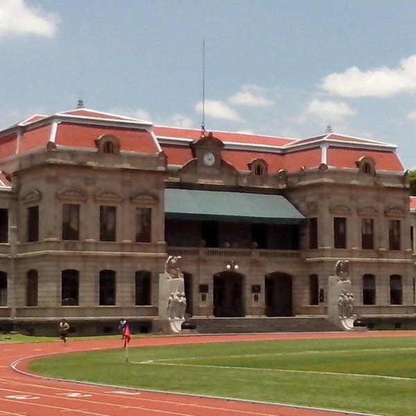 Escuela Militar De Ingenieros University In Popotla