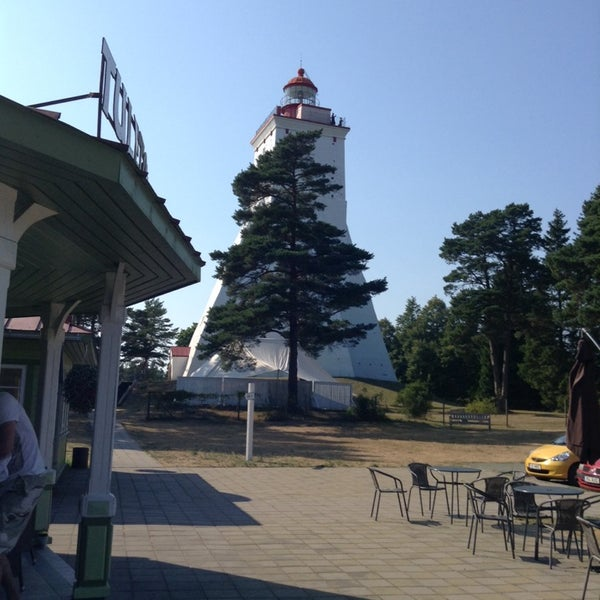 Photo taken at Kõpu tuletorn  | Kõpu Lighthouse by Аня К. on 8/4/2014