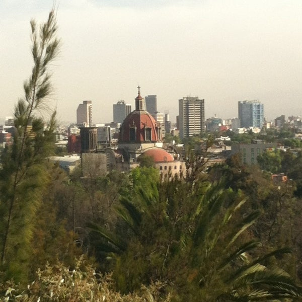 Photo taken at Bosque de Chapultepec by Armando L. on 12/29/2012