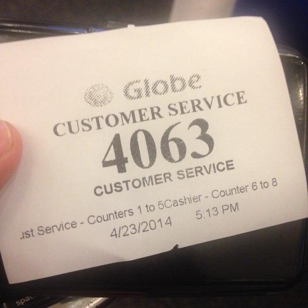Photo taken at Globe Business Center by MÜcKy V. on 4/23/2014