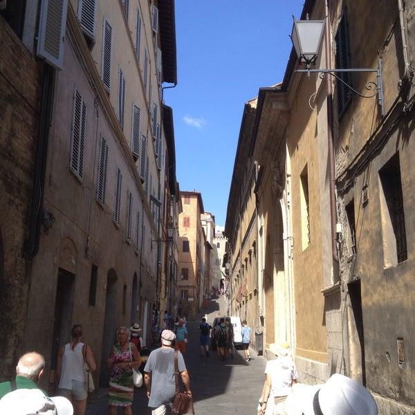 Photo taken at Siena by Borjan . on 7/28/2015