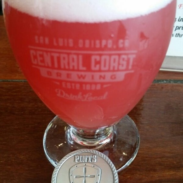 Photo taken at Central Coast Brewing by Foggy Memories B. on 10/23/2015