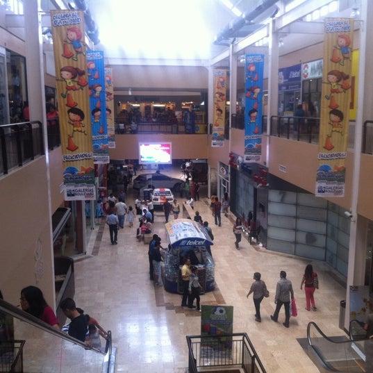 Centro Comercial Galerias: Centro Comercial En Tuxtla Gutiérrez