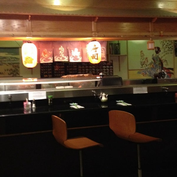 Photo taken at Fuji Japanese Steakhouse & Sushi Bar by Vernon B. on 11/25/2013