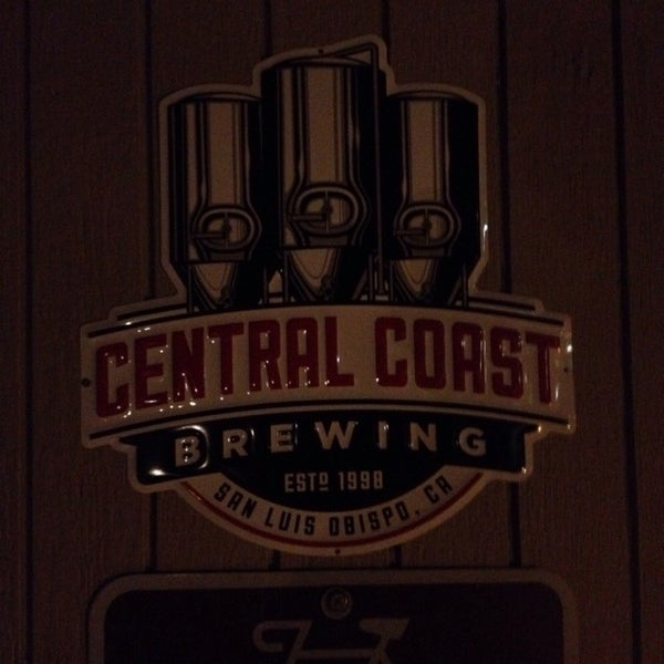 Photo taken at Central Coast Brewing by seann l. on 2/23/2015