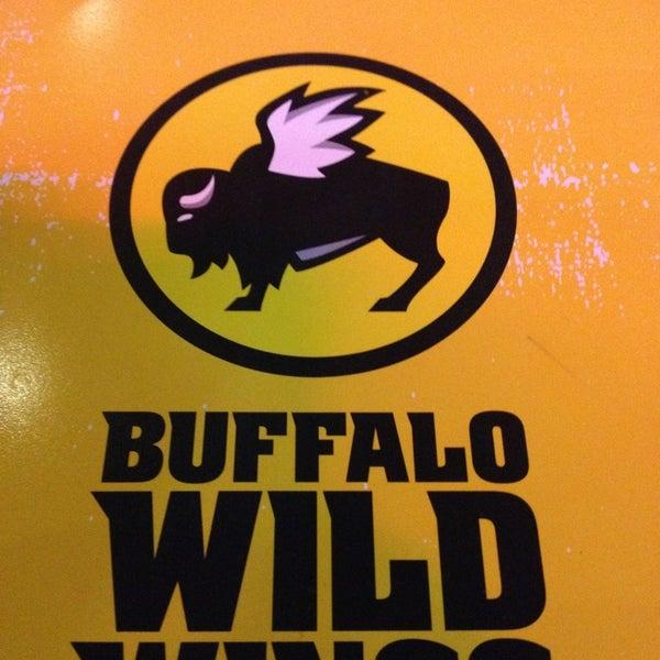Photo taken at Buffalo Wild Wings by Nick M. on 8/17/2013
