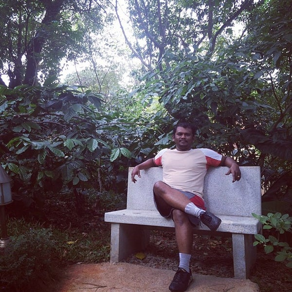 Photo taken at Club Mahindra, Coorg by Vignesh R. on 12/13/2013