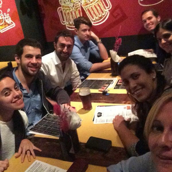 Photo taken at Rosa De Los Vientos by Marcela C. on 5/26/2016