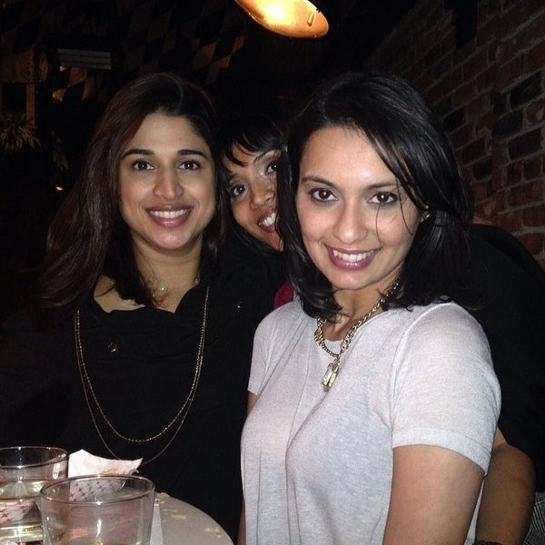 Photo taken at The Biergarten at The Standard by Sunita S. on 3/16/2014